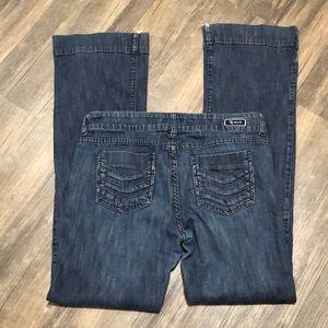 STS Blue Jeans Blue Bootcut SZ 9 Junior